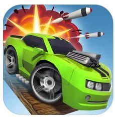 Rennen mit Modellautos auf iPhone und iPad – Premium-App bis morgen früh gratis