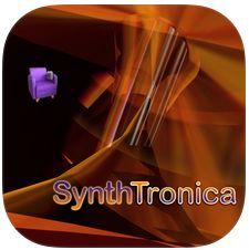 SynthTronica (Synthesizer-App für iPad) bis Ende April kostenlos