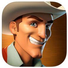 Der Wilde Wilde Westen fängt gleich auf dem iPad und iPhone an…