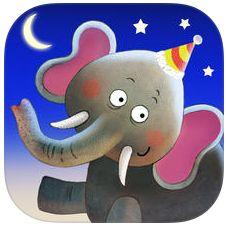 Schlaf gut Zirkus kurzzeitig kostenlos – Einschlafhilfe für Kinder als iPhone- und iPad-App