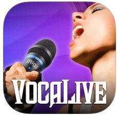 VocaLive für Sänger ist gerade kostenlos – Dein Gesangsstudio auf iPhone und iPad