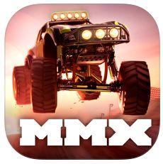 Monstertruck-Rennen mit Top-Grafik bietet MMX Racing für iPhone, iPad und Android