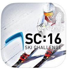 Ski-Abfahrtslauf- und Weltcupspiel Ski Challenge mit neuer Version zur Saison 2015/16