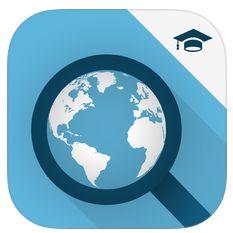 Wie gut kennst Du Dich auf der Erde aus? Geographiequiz als Vollversion gerade gratis für iPhone und iPad