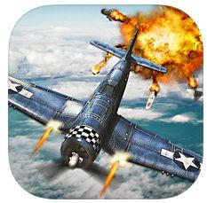 Air Attack für iPhone und iPad kurzzeitig kostenlos: Arcade Luftkampf für alle Geräte