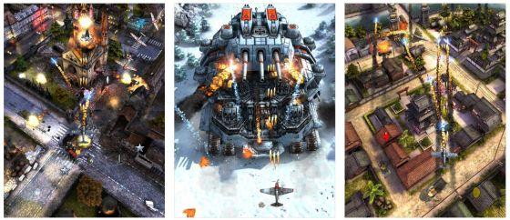 Im besten Arcade-Stil geht es mit fünf verschiedenen Flugzeugen in den Luftkampf. Air Attack 2 ist eine würdige Fortsetzung von Air Attack.