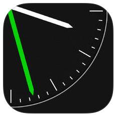 Uhren-App aus Deutschland für iPhone und iPad bis morgen früh kostenlos