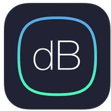 Messung der Umgebungsgeräusche mit einer gerade kostenlosen App