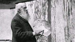 Claude Monet Photo by Roger-Viollet