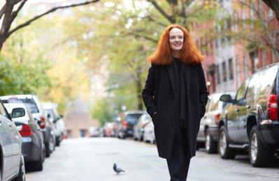 Grace Coddington Photo via New York Times