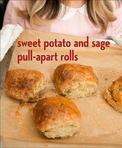 SweetPotatoandSagePullApartRolls
