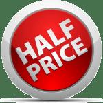 Save Big! Half Price Graphics Special!