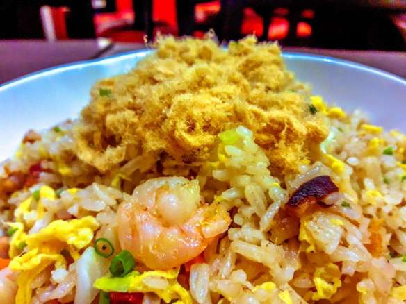 Pineapple Fried Rice Php270