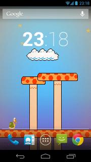 8-Bit Live Wallpaper - Android App - AppFutura