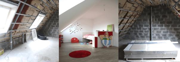 Travaux amélioration énergétique dans les maisons