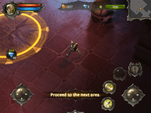 Dungeon Hunter 4 - iOS (iPhone, iPod touch, iPad)