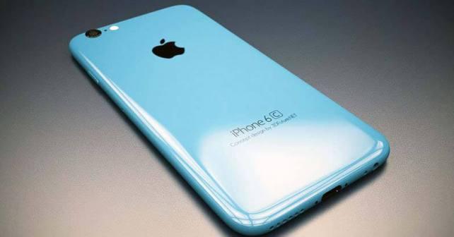 iPhone 6c koncept