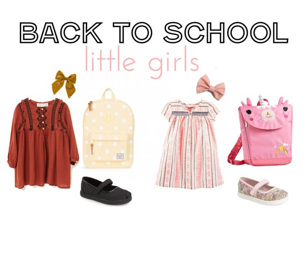Back to shool