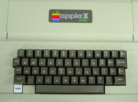 Apple II Plus with Disk II Drive