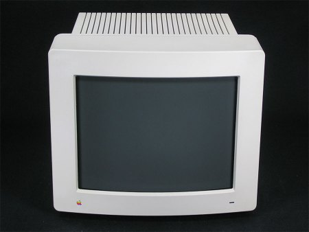 AppleColor High-Resolution RGB Monitor