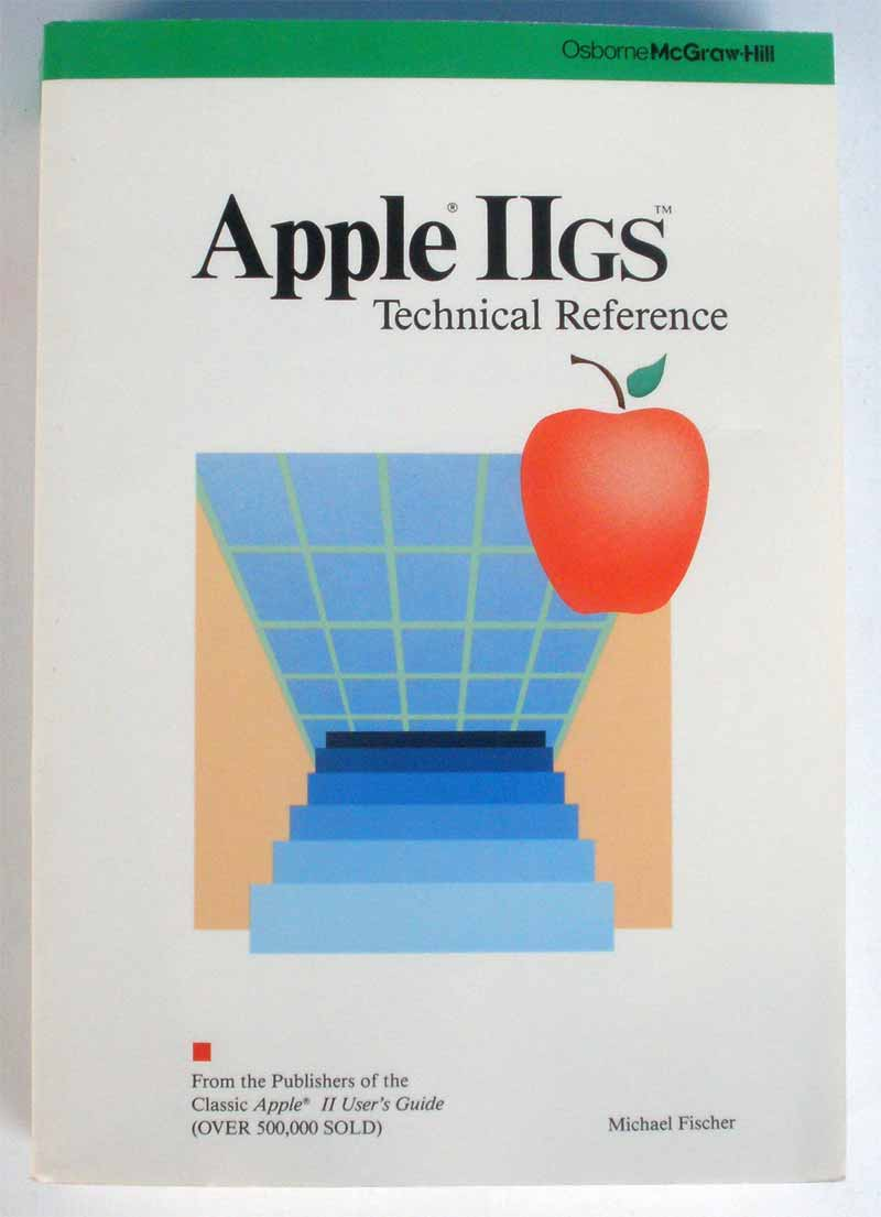 Apple iigs technical reference apple rescue of denver for Apple product book
