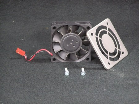 Power Mac G4 MDD Side Panel Fan