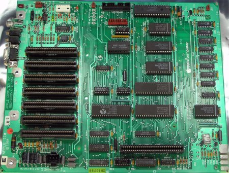 Apple IIe Motherboard