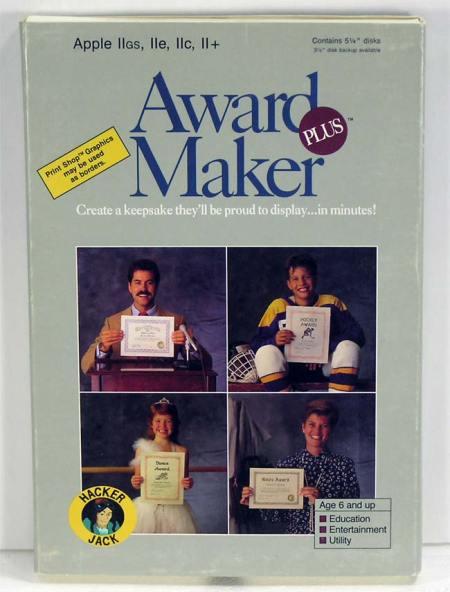 Award Maker Plus