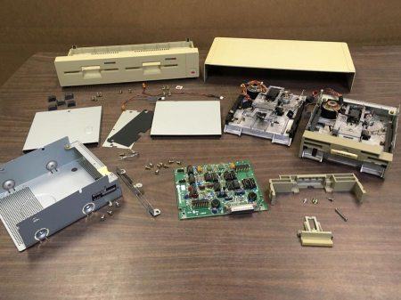 Apple Duodisk Parts