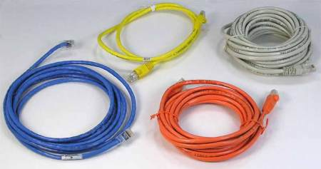 Ethernet Crossover Cable