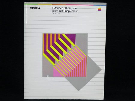 Apple II Extended 80-Column Text Card Supplement