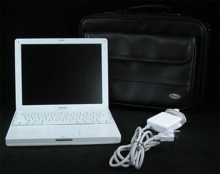 Apple iBook G4 (#UV415H98QPJ)