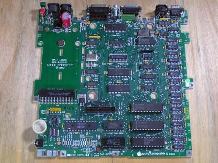 Apple IIc Motherboard