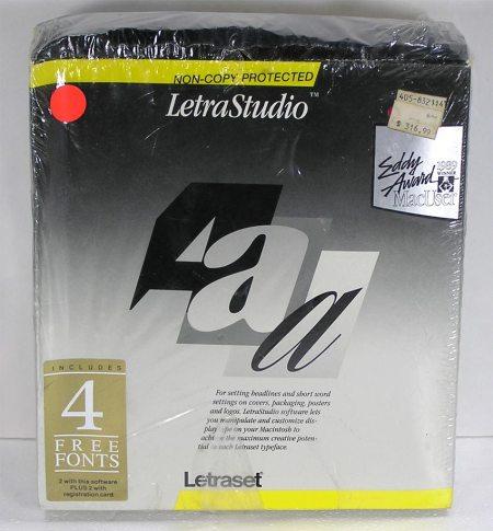 LetraStudio (Version 1)