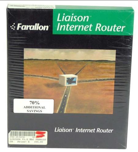 Liaison Internet Router