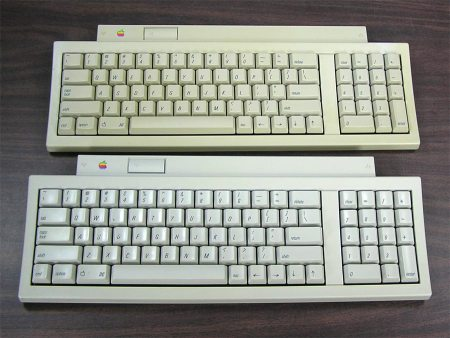 Apple Keyboard II Parts