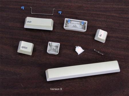 Apple Keyboard II – Key Caps (Version B)