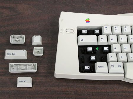 Apple Adjustable Keyboard Key Caps