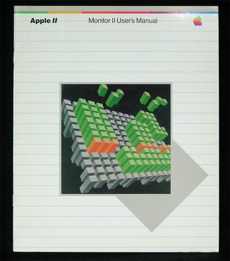 Monitor II User's Manual ~ Apple II