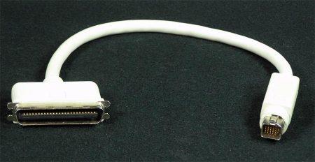 PowerBook SCSI Cable ~ SCSI-1 Centronics