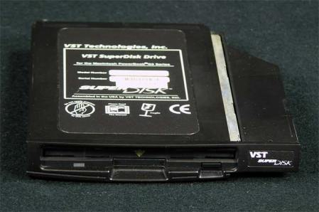 VST SuperDisk Drive ~ PowerBook G3