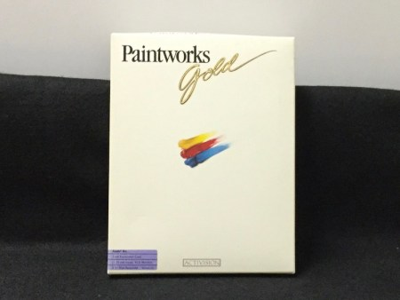 Paintworks Gold