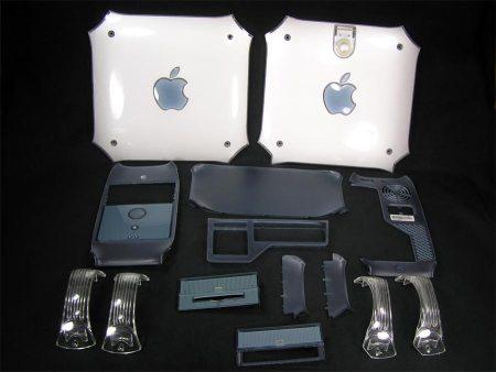 Case Parts Power Mac G4 Graphite
