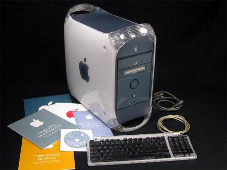 Power Mac G4 400 Mhz (PCI Graphics)(SG9442X)