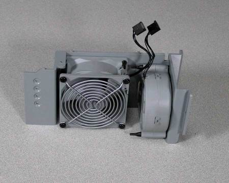 Power Mac G5 Fan Assy, Optical Drive, Hard Drive