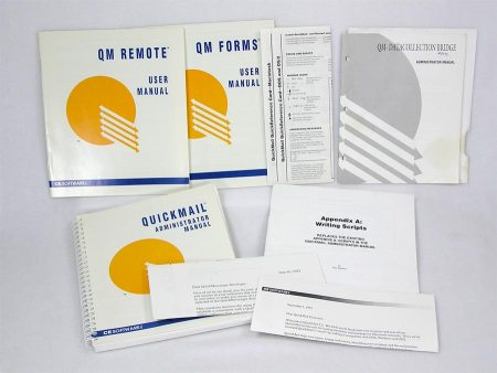 QuickMail Manuals