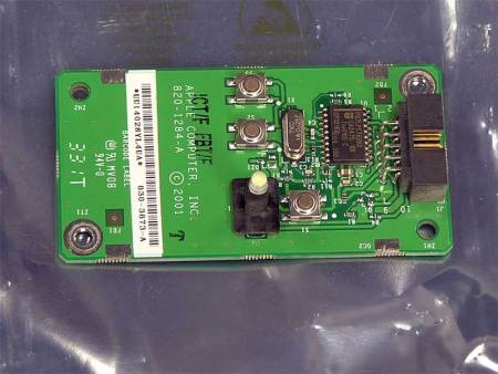 Front Panel Board, Power Switch – Power Mac G4 QuickSilver