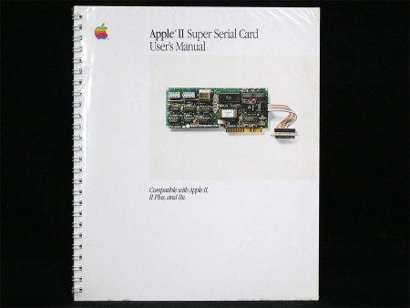 Apple II Super Serial Card User's Manual