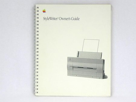 Apple StyleWriter Owner's Guide