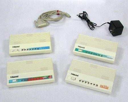 USRobotics Sportster Fax Modem (Serial)